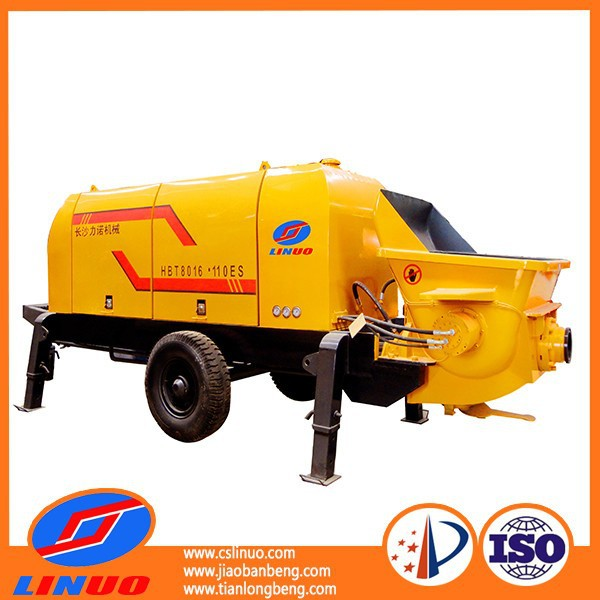 CS Linuo concrete placement machine and concrete pipe provided/concrete pump maintenance available