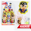 323201610 surprise egg super man kinder joy chocolate candy toy