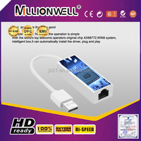 latest selling usb2.0 to rj45