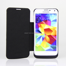 factory unlocked cell phones 2016 new arrival slim portable power case for Samsung Galaxy S5 silicones