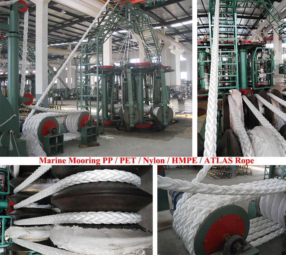 Chinese supplier marine equipment Solas hot sale CCS PP Nylon marine rope ladder for sale on Alibaba