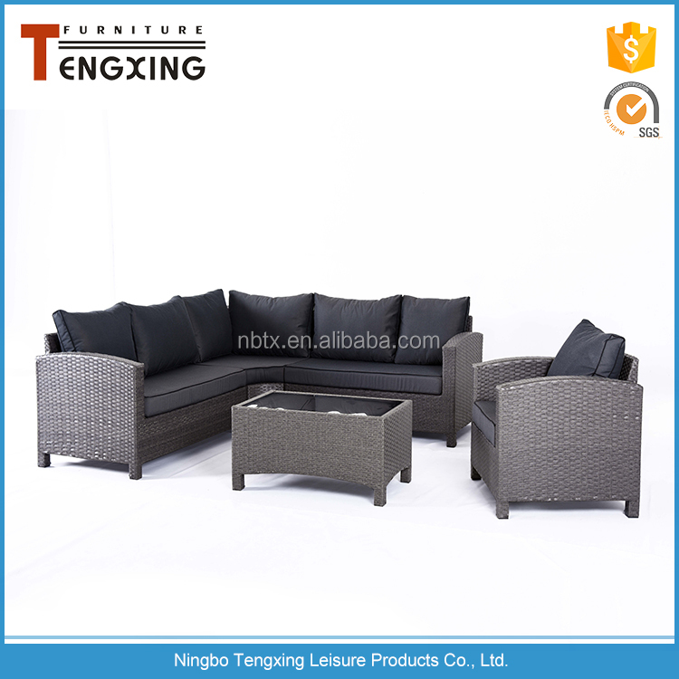 Europe type style high quality living accents outdoor furniture