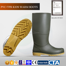 classic injection rain boots farming boots gardening rain boots JX-992