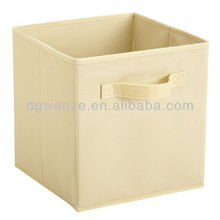 HOT Eco Household Storage Fabric Bag MutiFunction Closet Organizer Box bamboo box