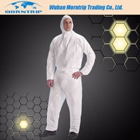 Applied in oil and gas industrial disposable coverall type 5