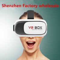 Shenzhen factory wholesale cheapest price Virtual reality 3d glasses vr box