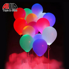 New product wholesale cheap price light helium air led balloon light for party wedding decoration