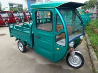 4.50-12 big wheel cargo tricycle for adult use
