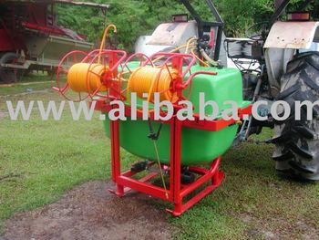 Emdek Tractor Mounted Sprayers