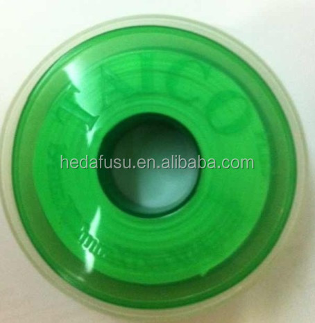 LINAN PRODUCE, 100% PTFE THREAD SEAL TAPE TEFLONE TAPE, HIGH QUALITY PIPE TAPE