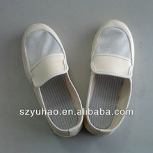 New type ESD workplace PU mesh shoe