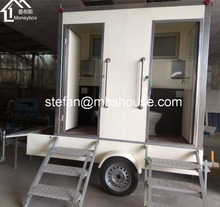 Cheap Trailer Outdoor Toilet China Made Portable Toilet