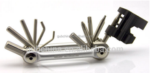 bicycle accessory, bike tools kits, multitool