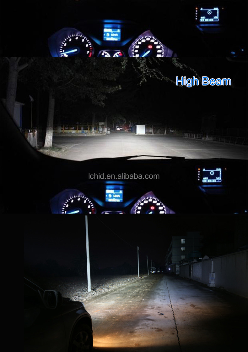 Factory Super Bright 9005 9006 led Headlight for Car Motorcycle Ce Rohs Certified