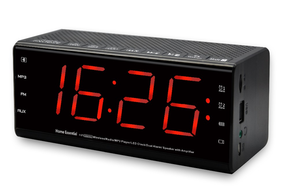 Promotion Gift PC/ABS table alarm clock
