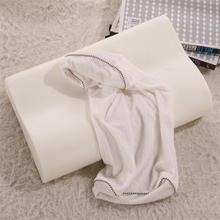 Removable zippered cover new design memory foam cpap pillow