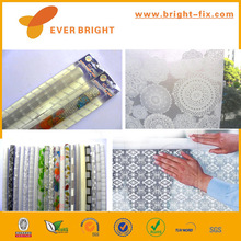 Non-adhesive Window static cling film