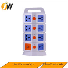 WIFI Wall Socket Outlet 5 pin Plug and Socket 2.1A USB Recharge Socket