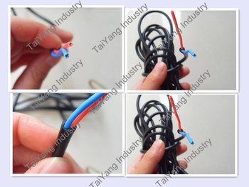 H05VV-F 3*2.5mm2 PVC insulated CCA Or Copper flexible wire