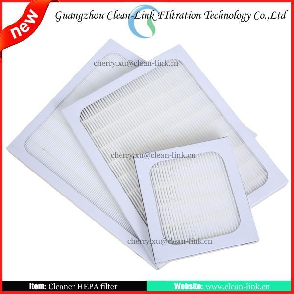 Vacuum Cleaner Hepa Filter with paper frame