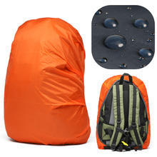 Wholesale foldable waterproof laptop backpack rain cover,rainproof pack cover for camping hiking