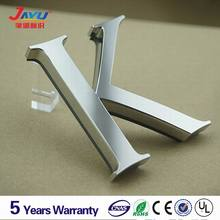 Customized car logo mirror polishing stainless steel metal alphabet letter led channel letter