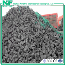 Steel Smelting / Casting Application of Metallurgical Coke / Nut Coke Specification