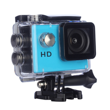 Cheapest Factory Price Mini Bluetooth Camera 2 Inch LCD Underwater hd 720p Action Camera Sport Video Camera OEM