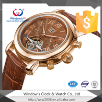 2016 New day date watch automatic mechanical mens classic mechanical watch