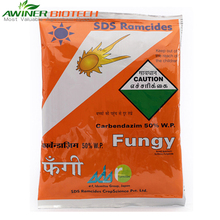 Fungicide Carbendazim 80%WP 50%WP systemic fungicide