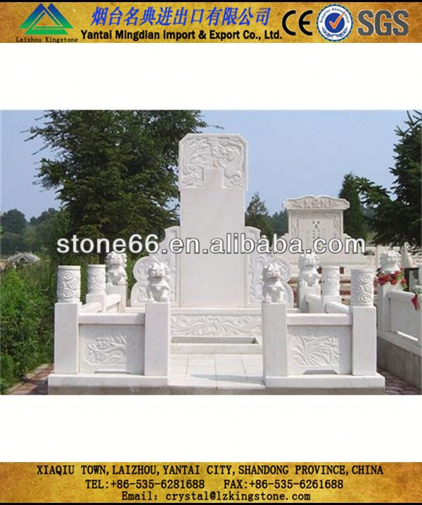 best-sell natural granite flat headstone