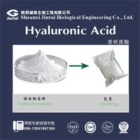 Made in china Bio fermentation Hyaluronic Acid for Cosmetic