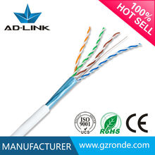 China suppliers cat5/cat5e/cat6/cat6a/cat7 lan cable electrico excellent in networking