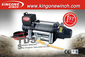 TDS-9.5C off-road winch dc 9500lbs electric winch for Toyota