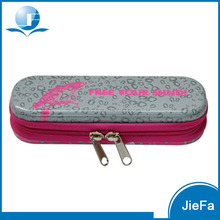 High quality hotsell custom logo metal zipper pencil tin case in stock