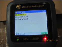 Auto Scanner for Motorcycles