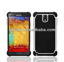 For samsung galaxy 3 cute case,Rubber defender case for samsung galaxy note3 N9000