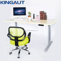 stand up computer desk adjustable height