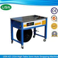 Wholesale Product Semi Automatic Strapping Machine for Carton Box