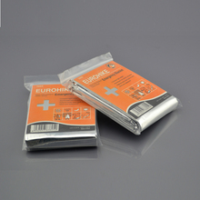 Free sample available best selling first aid retain heat foil emergency blanket