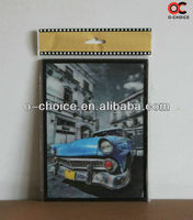 ZB-48 Modern Pictures For Fabric Car Cartoon 3D Picture Painting
