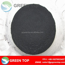 High iodine wood-base active carbon powder for algae removal
