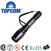 Camping Usage and Flashlights Type ZOOM CREE T6 LED Adjustable Focus Flash Torch Light Long Range