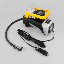 Portable Electric Mini Tire Inflator mini Compressor 12V Auto Air Compressor Pump Car Tyre Inflator