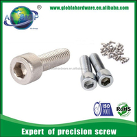 Metric Socket Head Fine Thread Metric Cap Machine Screws