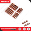 FEIMATE MIG Welding Torch Copper 15Ak Contact Tip Spare Parts For Hot Sale