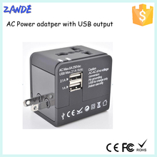 Hotsale 2.1A Travel Charger/ Power USB Adapter/dual Usb Charger for ipad, for iphone, for samung