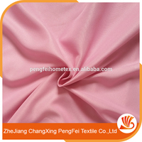100% Polyester Dyed Fabric Doube-faced Fleece 80GSM 220CM