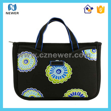 Custom logo printing trendy stylish cheap 21 inch fancy polo laptop bag