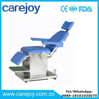 Carejoy Adjustable Electric Eye Ear Nose Throat ENT Examination operating table for EENT ROT-205-7A Surgical bed